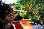 Ferienhaus mit Meerblick auf die Bucht Cala Vicente
