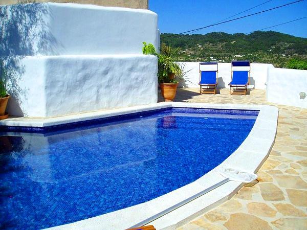 ibiza exklusive ferienwohnung mit pool. Black Bedroom Furniture Sets. Home Design Ideas