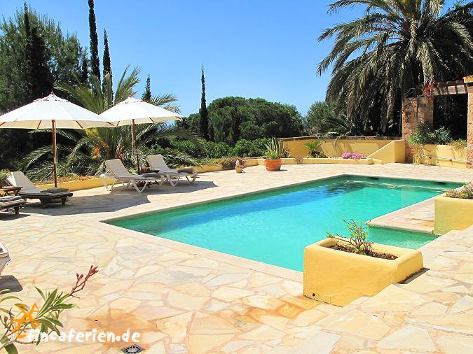 Ibiza villa mit pool klimaanlage internet meerblick san jose fincaferien finca - Formentera ferienhaus mit pool ...
