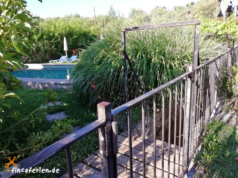 Finca Mit Eingezauntem Pool Und Garten Ruhige Lage Bei Campanet