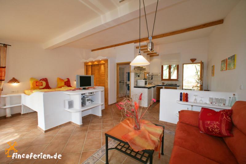 Ibiza Studio mit Pool bei Santa Eulalia - fincaferien ...