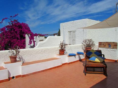 Ibiza Ferienhaus - Strandurlaub Cala Tarida  (Nr. 0134)