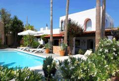 Landhotel mit Pool im Süden von Ibiza - San Jordi (Nr. 0029)
