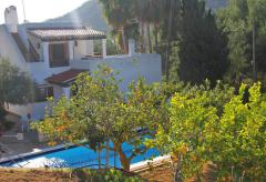 Strandnahes Ferienhaus mit Pool - Cala Llonga (Nr. 0043)