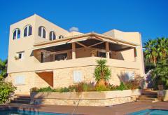 Ibiza private Villa mit Pool und Klimaanlage  (Nr. 0056)