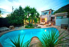 Ibiza Villa mit Pool und Tennisplatz (Nr. 0145)