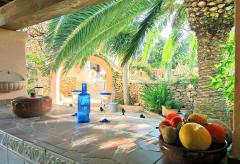 Strandnahes Ferienhaus - Cala Tarida (Nr. 0150.1)