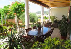 Ferienhaus nahe Ibiza-Stadt mit Pool (Nr. 0156)