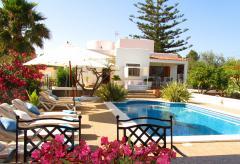 Ferienhaus mit Pool nahe Ibiza-Stadt (Nr. 0176)