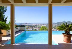 Strandnahes Apartment Ibiza mit Internetanschluss (Nr. 0144)