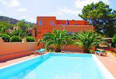 Ferienwohnung für Urlaub auf Ibiza - Cala Tarida (Nr. 0165)