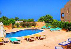 Ibiza Apartments an der Cala Tarida (Nr. 0167)