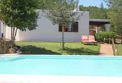 Kleines  Ferienhaus mit Pool bei San Carlos (Nr. 0183)