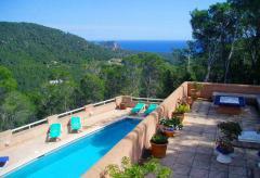 Moderne Villa mit Pool und Internetanschluss bei St. Carlos (Nr. 0187)