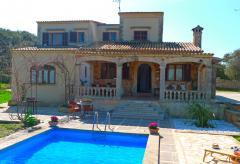 Ferien auf Mallorca - Finca mit Pool (Nr. 3086)