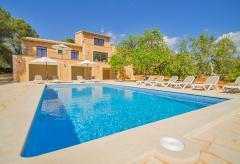 Mallorca Urlaub - Ferienhaus mit Pool und Klimaanlage  (Nr. 3106)
