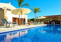 Exklusives Ferienhaus mit Pool nahe Manacor (Nr. 3126)
