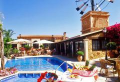 Komfortables Landhotel mit Pool nahe Palma de Mallorca (Nr. 0327)