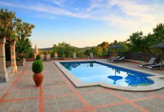 Restauriertes Landhotel mit Pool bei Calvia  (Nr. 0356)