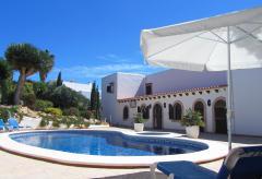 Strandnahes Apartment mit Pool - Cala Llenya (Nr. 0163)