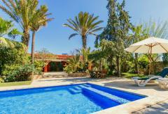 Exklusive Finca mit Pool, Internet und Klimaanlage (Nr. 0003)