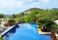 Ibiza Urlaub in restaurierter Finca in San Augustin  (Nr. 0014)