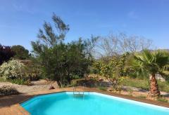 Finca mit Pool und Klimaanlage - San Lorenzo (Nr. 0018)