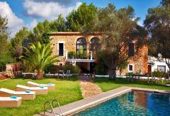 Ibiza  - Finca mit Pool und Gästehaus (Nr. 0141)