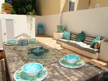 Ibiza Ferienhaus in Caló d'en Real
