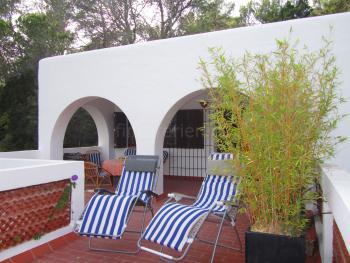 Ferienhaus für 4 Personen in Strandnähe