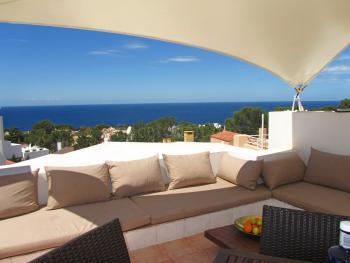 Ibiza Urlaub im Ferienhaus am Meer