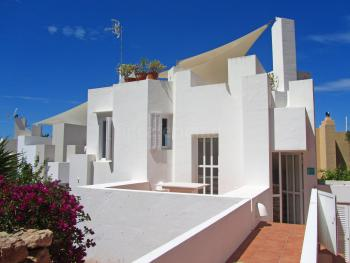 Cala Vadella: Ferienhaus am Meer