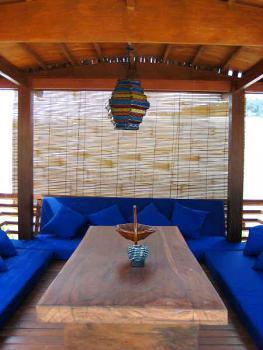Chillout-Pavillon