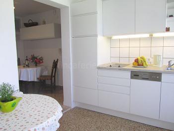 Küche und Essplatz - 1.Etage