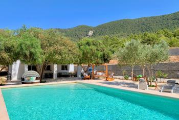 Ibiza Ferienhaus - modern und ökologisch