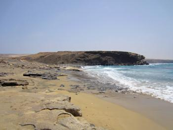 Sandstrand La Pared