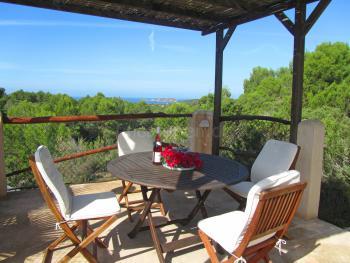 Ferienhaus nahe der Cala Tarida