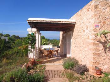 Ibiza Ferienhaus für 2- 3 Personen