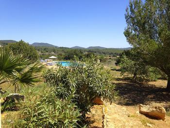 Ibiza Villa in ruhiger Lage