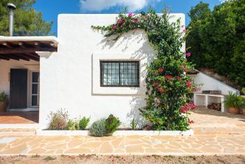 Ibiza Ferienhaus in ruhiger Lage