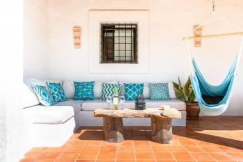 Ibizenkisches Ferienhaus bei San Rafael