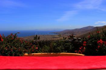 Kanarische Finca mit tollem Meerblick