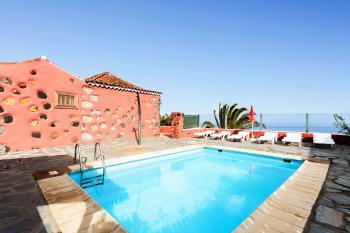 La Palma - Finca für 6 Personen mit Pool