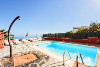 Finca mit Pool in Malpaises (Villa de Mazo)