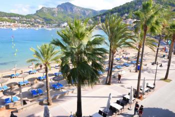 Strandnahe Ferienwohnung in Port de Sóller