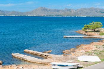 Meer und Bucht - Es Barcares