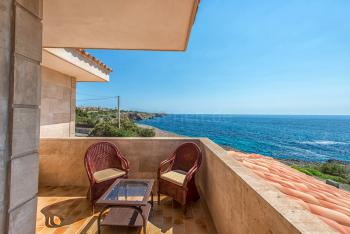 Großes Ferienhaus am Meer mit Pool - Porto Cristo