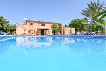Ruhig gelegene Finca für 10 Personen mit Pool
