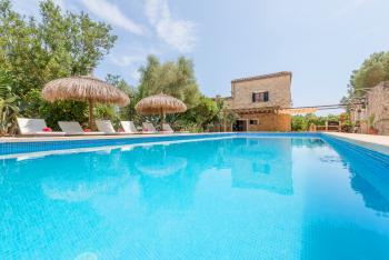 Familienurlaub Mallorca - große Finca mit Pool