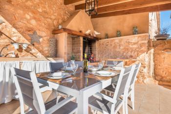 Terrasse, Grill und Außenküche